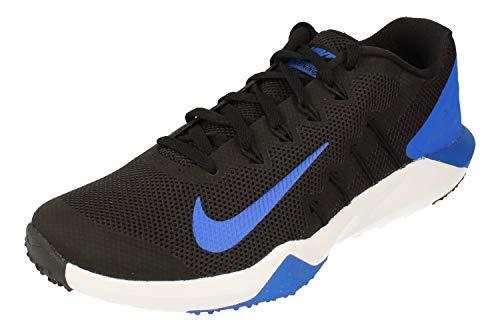 Nike Retaliation TR 2, Scarpe da Fitness Uomo, Multicolore (Black/Game Royal/Anthracite 000), 44 EU