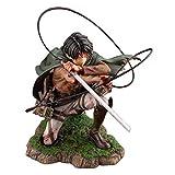 Figura De Juguete De Anime 16cm Attack On Titan Figure Rival Ackerman Action Figure Package Ver Levi PVC Action Figure Rivaille Collection Model Toys