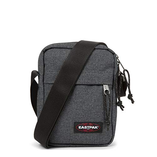 Eastpak The One Bolso bandolera, 21 cm, 2.5 L, Gris (Black Denim)