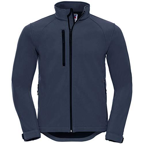 Russell Athletic Herren Jacke  140M, L, Blau - Navy
