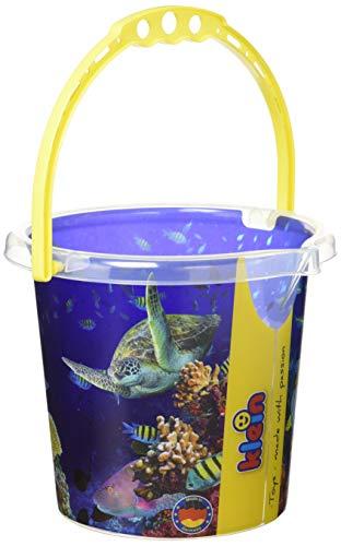 Theo Klein Aqua Action Coral Reef Eimer für das Sand 2 Liter, Spielzeug, Mehrfarbig, 2100