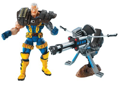 X-Men Marvel Legends Series 6 Cable Action Figure