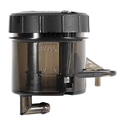 Coppa olio freno anteriore Pompa frizione, pompa frizione per moto Kit serbatoio serbatoio fluido serbatoio, universale