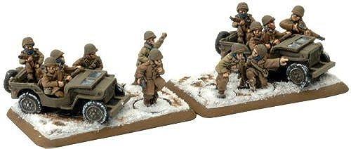 Más asequible Flames of of of War German Skorzeny Commando Group (Late War) (Two Skorzeny Commando Teams) by Flames of War  apresurado a ver