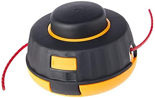 Universal Trimmerkopf P35 3.0mmx5m, HDO002: Fadenkopf mit Spule und 2 Fäden, Faden 3.0 mm x 5 m, mit Universal-Schaft, Original McCulloch Zubehör (Artikel-Nr. 00057-76.159.02)