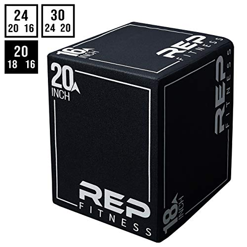 REP 3 in 1 Soft Plyo Box - 20 inch