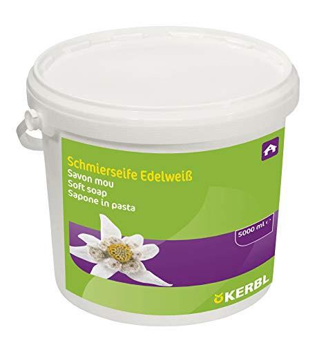 Kerbl 151176 Schmierseife 5000 ml, edelwei