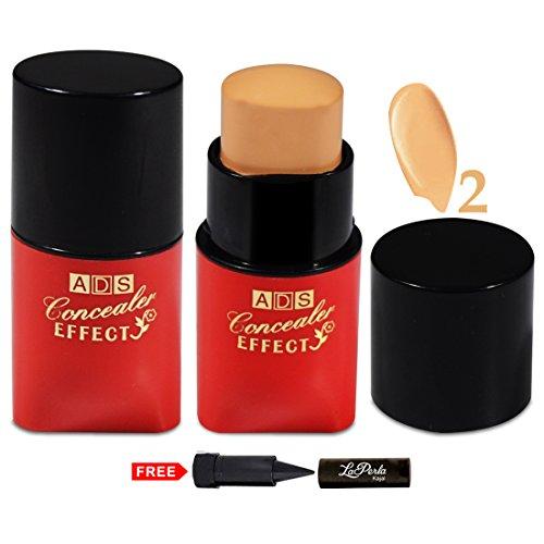 ADS Concealer Effect 24Hr A8814-02 With Free Kajal