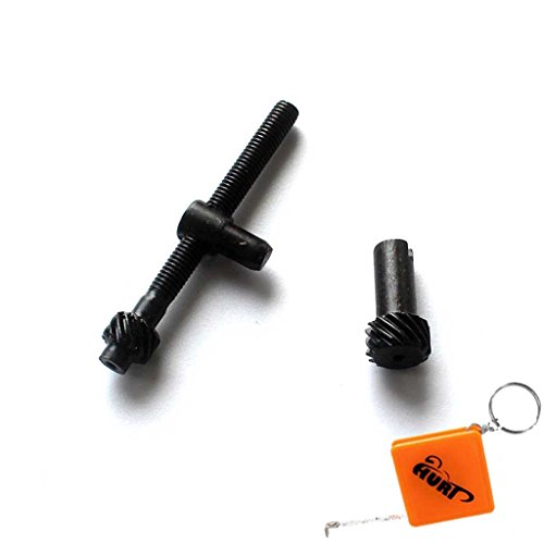 HURI Kettenspanner Kettenspannschraube für Kettensäge Fuxtec CS 3.0, CS3.6, Scion HB 5200, Timbertech KS5200 KS5800, Rotfuchs RS 5200, Aram-Trade 5200