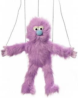 Purple Monster Marionette String Puppet