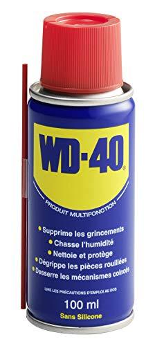 WD-40 Spray, 40ml, 100 ml, blau