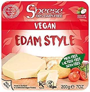 Cheese Vegan Edam 'Sheese' 200g