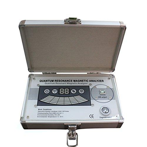 Bester der welt Jytop 3rd Generation 47 Dual Core-Prozessor stellt Quantenresonanz-Magnetic Body Health Analyzer vor