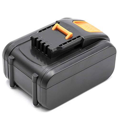 vhbw batería compatible con Worx WG259E.9, WG329E, WX175, WX292, WX373, WX166.3, WG157E, WG163E, WG546E, WG546E.2 herramientas (3000mAh Li-Ion 20V)