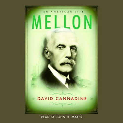 Mellon audiobook cover art