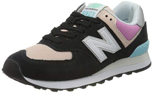New Balance Damen 574v2 Sneaker, Blau (Blue SOS), 38 EU