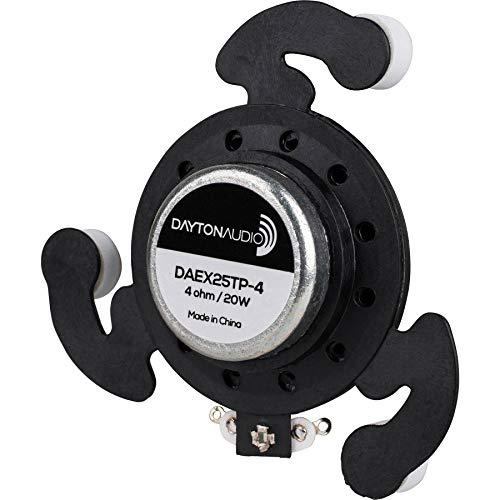 Dayton Audio DAEX25TP-4 Tripod 25mm Exciter 20W 4 Ohm