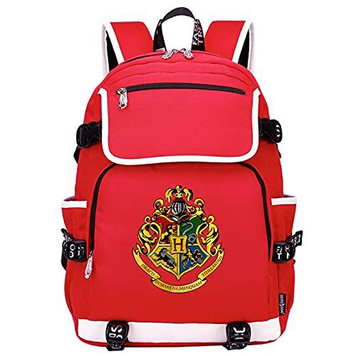 QLma Mochila para computadora portátil de viaje para niño y niña, mochila grande y colorida para hombres y mujeres mochila para computadora mochila informal 45x37x16cm (style24)