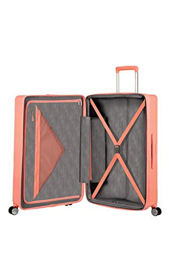 American Tourister Flylife Bagage cabine 77 centimeters 127.5 Rose (Coral Pink)