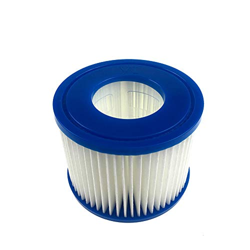 Gebuter 1/2pcs Filter Cartridges Strainer Replacement Durable for FD2134 Swimming Pool Spa