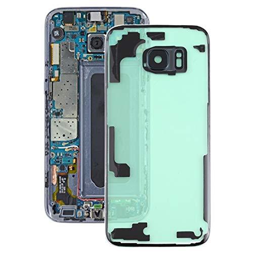 Dmtrab La Parte Posterior Transparente de la Cubierta de la batería con la Cubierta de la Lente de la cámara for Samsung Galaxy S7 Edge / G9350 / G935F / G935A / G935V (Color : Transparent)