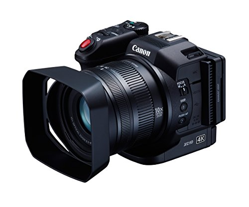 Canon XC10 4K Professional Camcorder Body Only