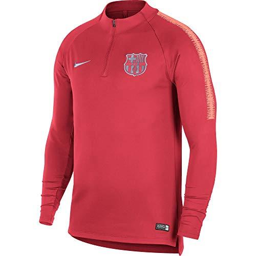 NIKE FCB M NK Dry SQD Dril Top - Camiseta, Hombre, Multicolor(Tropical...