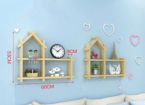Cube Planken Wandrek, Creatieve Woonkamer Slaapkamer Plank, Meerdere Plaids, Interieur Decoratie GLF