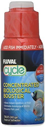 Fluval Biological Enhancer for Aquariums, 4-Ounce
