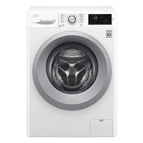 Waschmaschine LG 8 kg 1200 U/min A+++ (-30%) Inverter 6 Motion DD