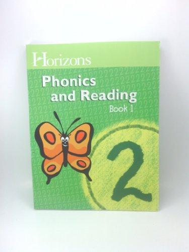 Horizons Phonics Reading 2 Student Book 1 Jps021