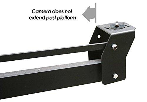 ProAm USA Overslung DVC210 DSLR Camera Mount Bracket