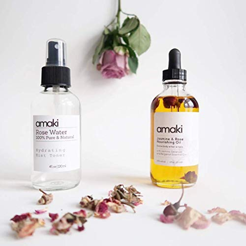 Amaki Organic Essential Oil for Wrinkles