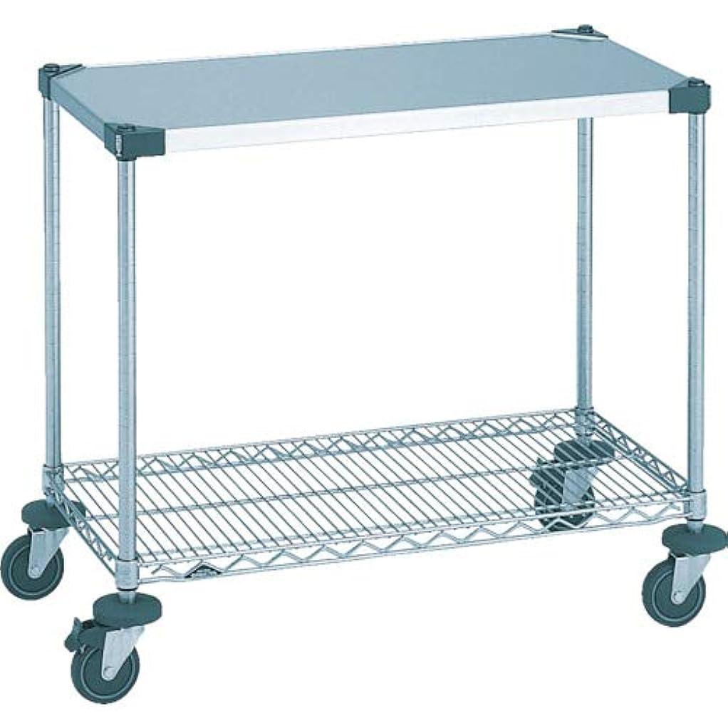 連結するアマチュアテーブルTRUSCO エレクター ワーキングカート1型 NWT1ES