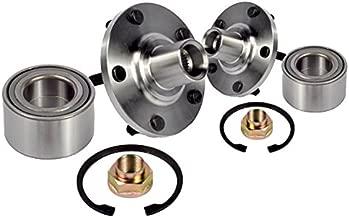 Callahan C518508X2 [2] Pair FRONT Premium Grade Single Wheel Hub Bearing Assemblies [ 518508K ]