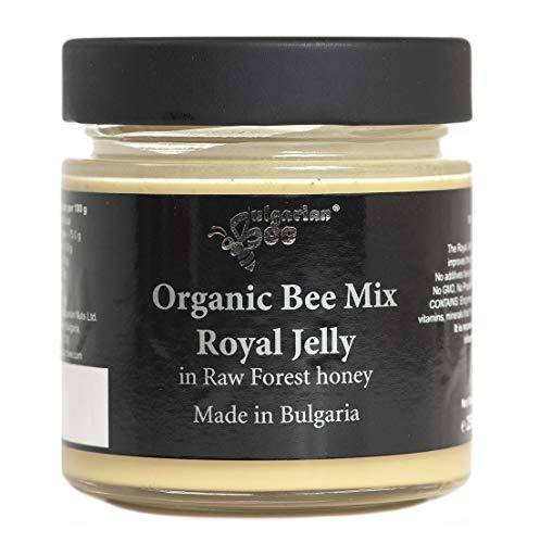 500 g Honig Gemischt mit Gelee Royal, Bienenwachs