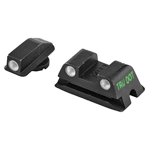 Meprolight Walther Tru-Dot Night Sight for PPS. Fixed set
