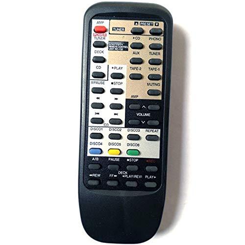 RC-152 Nuevo uso apto para Denon DCD-520 DCD-615 PMA425R PMA-650R PMA680R PMA-980R PMA500 PMA655 PMA655R PMA880R PMA1500AE