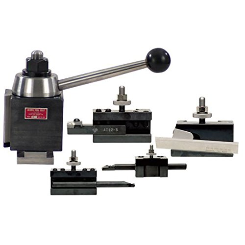Great Features Of Aloris USA Brand Tool Post Set 5-BS, Series: DA, For Swing up to: 17 - 48