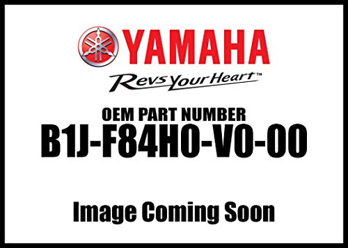 New Yamaha Saddlebag Left B1j-F84h0-V0-00 New Oem