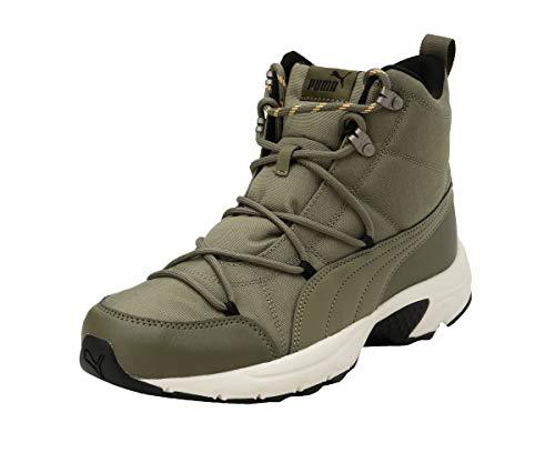 Puma Axis TR Boot WTR Trail 372381 - Zapatillas Deportivas para Exterior, Color Verde, Talla 48.5 EU