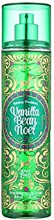Bath and Body Works Holiday Traditions Vanilla Bean Noel Fine Fragrance Mist, 8.0 Fl Oz