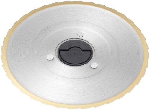 Graef 1691008 Edelstahlmesser gezahnt mit Titanbeschichtung, passend für Futura F 20