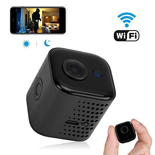 HD 1080P Mini WiFi IP Camera Camcorder IR Nachtzicht DVR Kleine recorder Bewakingssysteem voor thuiskantoor