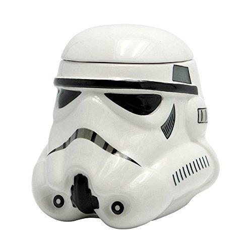 Star Wars - Taza de cerámica 3D - Stormtrooper - Caja de regalo