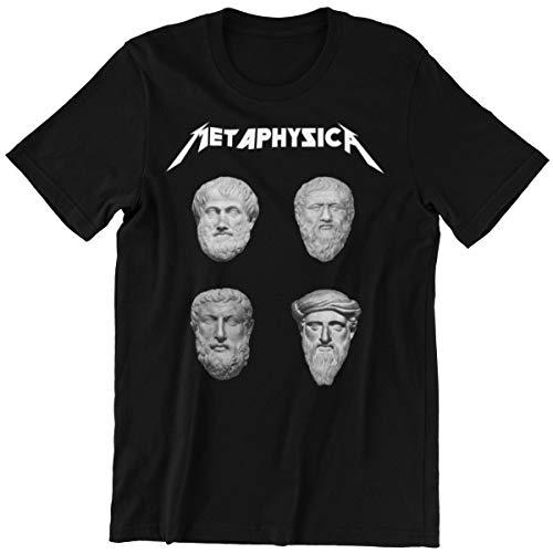 Vulfire Filosofía - Camiseta para hombre, diseño de Filosofía y Literatura
