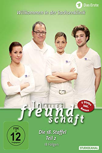 Staffel 18, Teil 2 (5 DVDs)
