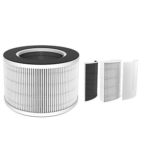 MEDION Ersatzfilter Luftreiniger MD 19778 (HEPA Filter H13, Zubehör)