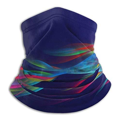 deyhfef Invierno NeckGaiter Color Peces al aire libre Tejer Gorras de Lana Nieve Esquí, para Hombre