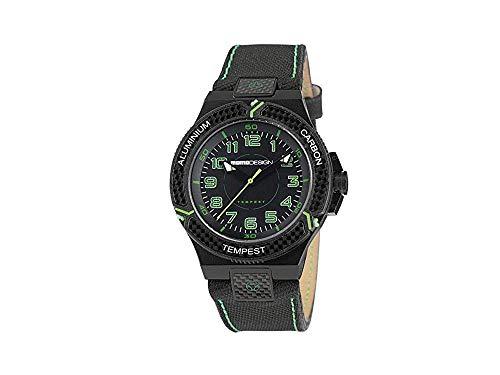MOMO Design Reloj Informal MD2114BK-23